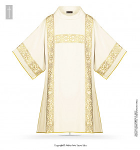 Liz Flower Dalmatic