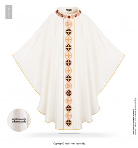 Cristiani Chasuble [NEW]