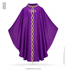 Thorns Crown Chasuble