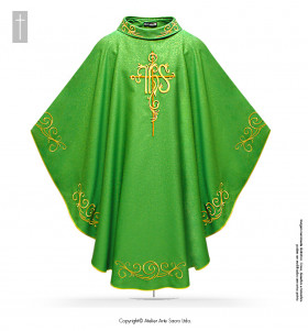 IHS Solemnity Chasuble