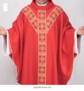Chasuble Design Y Cathedral