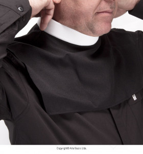 Black Amice for Cassock