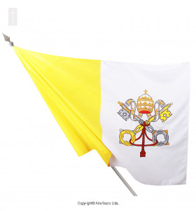 Vatican Official Flag [Embroidered]