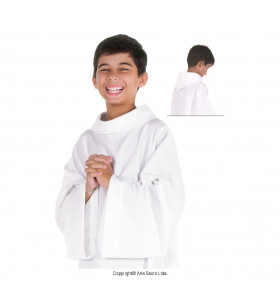 White Color Altar Server