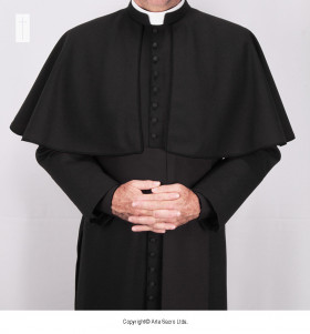 Black Color Cassock(1)