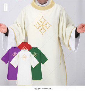 Cathedral Dalmatic Set