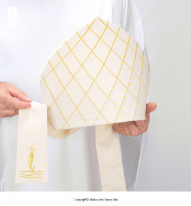 Mitre Pope Francis