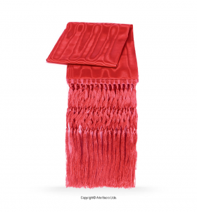 Red Color Cardinal Cincture for Cassock