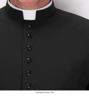 Black Color Daily Use Cassock (1)
