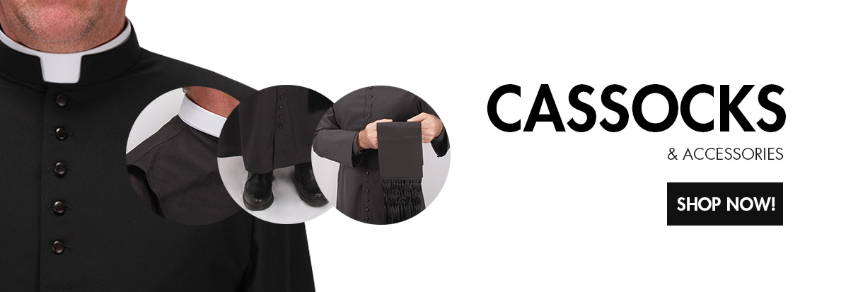 Priest Black Cassock