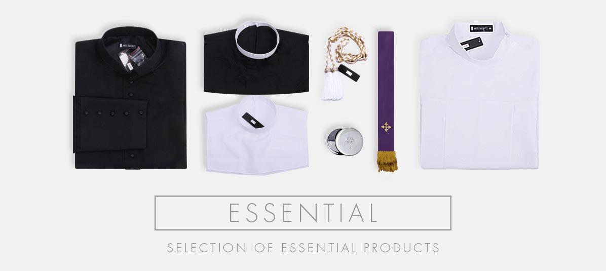 Liturgical vestments essentials